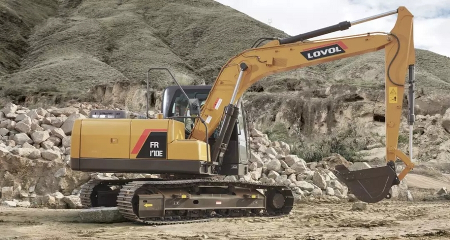 FR170E—土石兼顧,更勝一籌