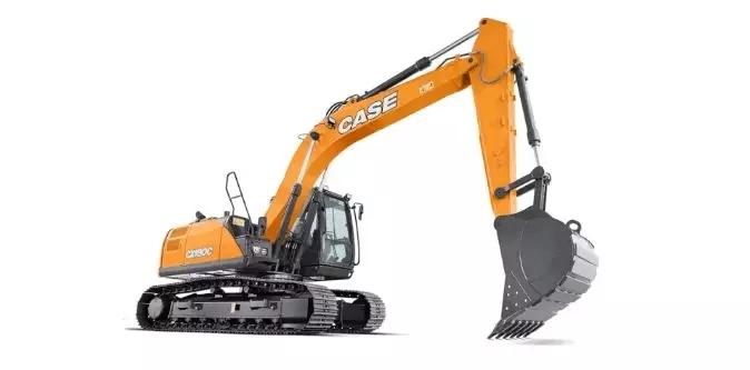 凱斯CX180C:你的工程98k