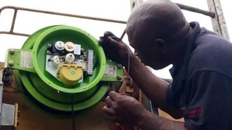 微特技术:起重机力矩限制器在非洲快速推广
