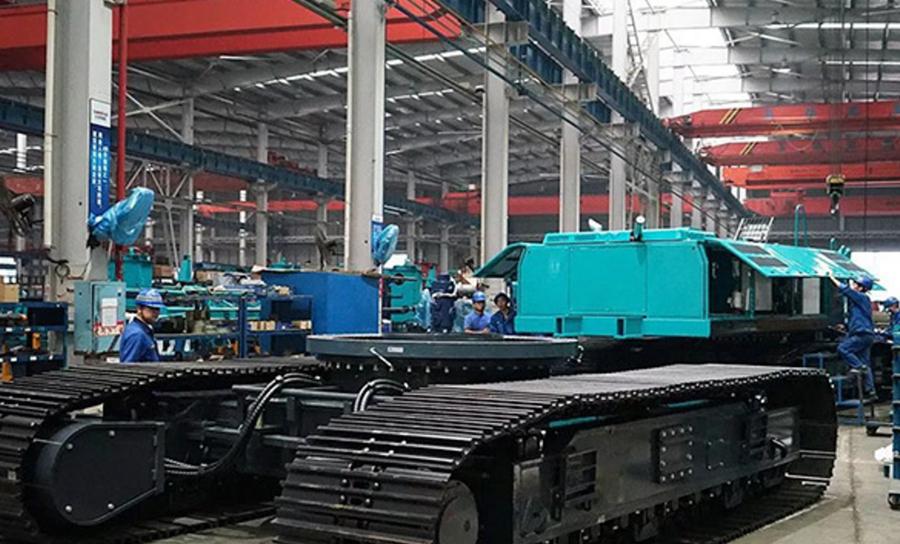 2018中国工业互联网大会启幕 云工厂带领中国制造向世界迈北京赛