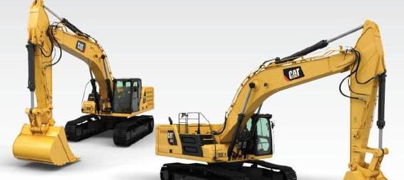 新一代Cat®336液压挖掘机解析