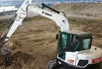 山猫小型挖掘机的利用优势