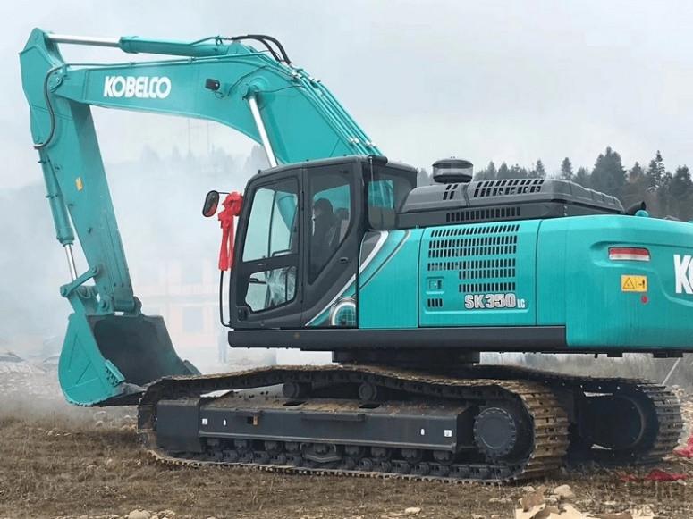 【評測】神鋼-8VS神鋼-10,新款30噸級挖機除了油耗低,還有哪些優點?