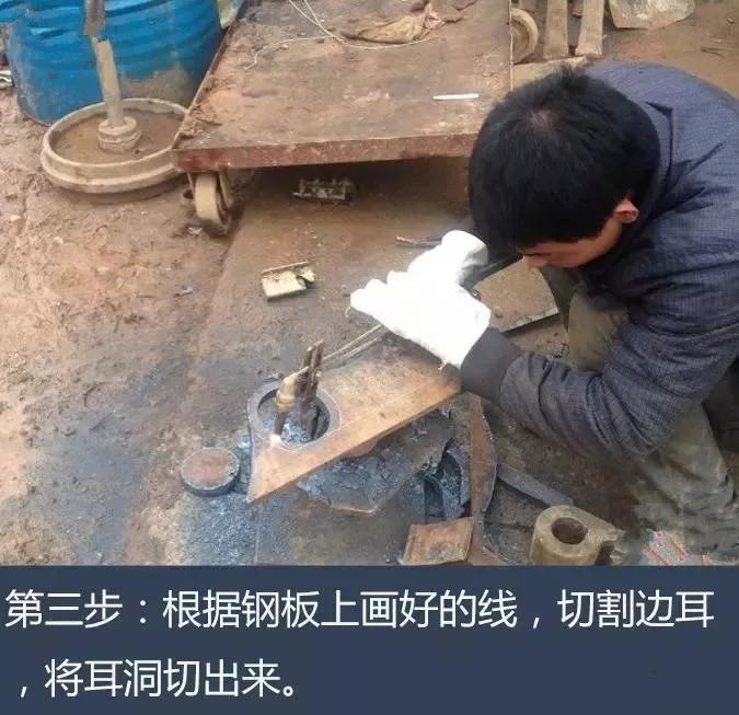 牛人纯手工打造挖机快换装置!(图3)