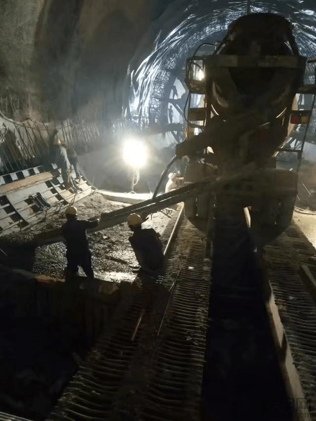 重复、压抑、麻烦、技术……你所不知道的隧道里的施工(图1)