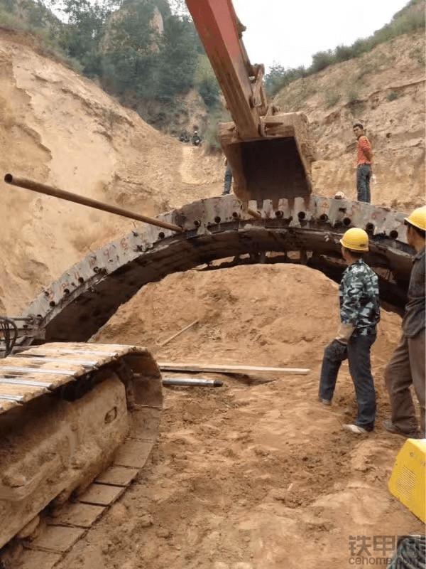 重复、压抑、麻烦、技术……你所不知道的隧道里的施工(图2)