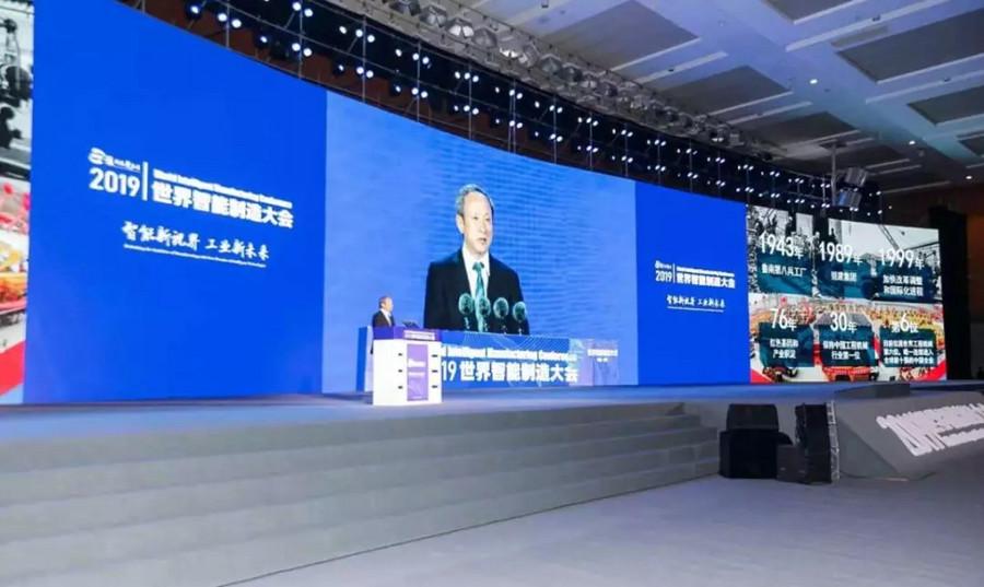 【媒體專訪】徐工王民:智能化轉型激活產業新動能