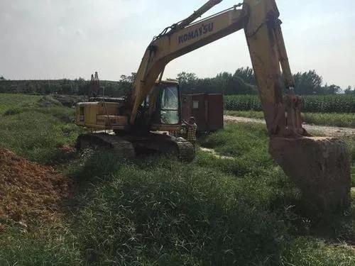 【案例分析】小松PC200-6挖掘機啟動有負荷,啟動不了