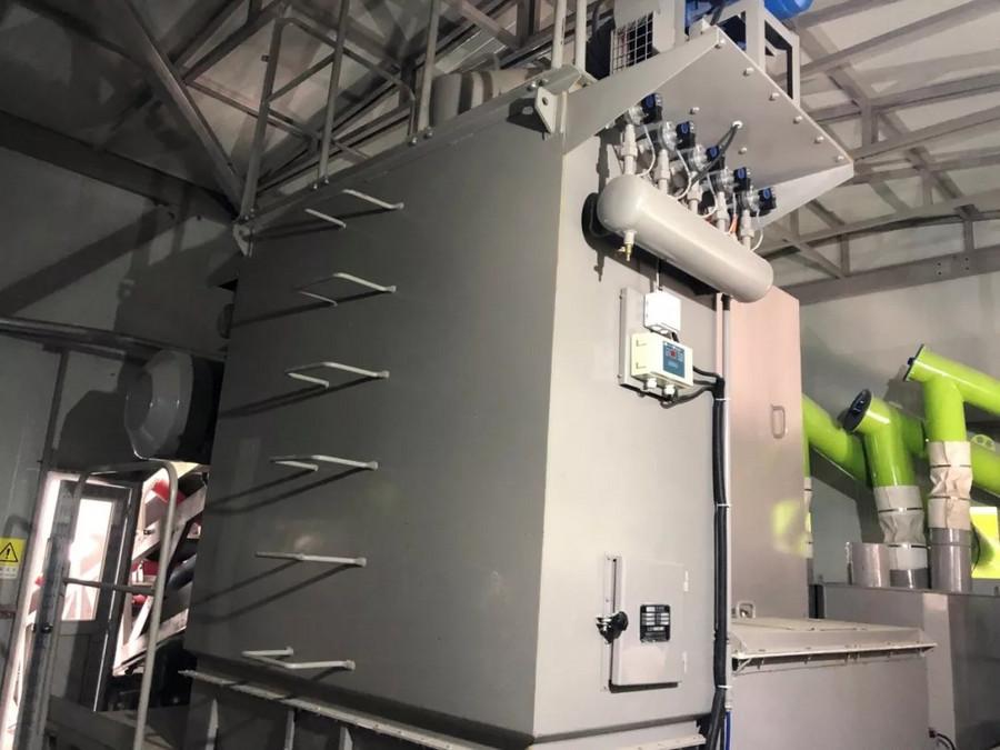 中联重科5方HZSE300全环保搅拌站正式投产应用 HZSE300参数详解