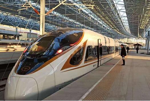 开通倒计时!今天京张高铁进入运行试验阶段
