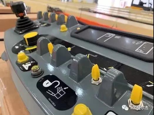 JLG高空作业平台上控台