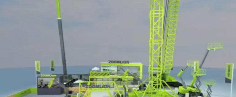 中联重科14款精品将亮相拉斯维加斯 除万里远程操作,还有哪些期待?