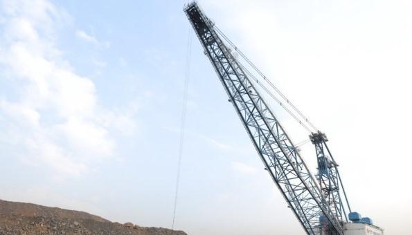 """华北利星行机械在黑岱沟露天煤矿的首例8750""""心脏修复手术"""""""