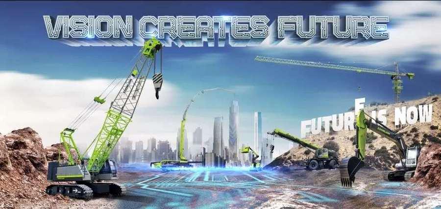 【ConExpo 2020】拉展开展在即 中联重科高空作业机械、土方机械新品亮点揭秘                     _亚搏体育APP网站