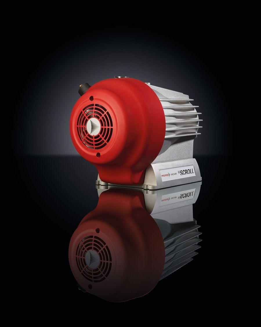 普发真空推出HiScroll系列超静音干泵,无油智控适用于多种场景