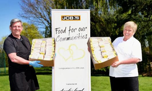 抗击疫情—JCB扩大援助无家可归者规模