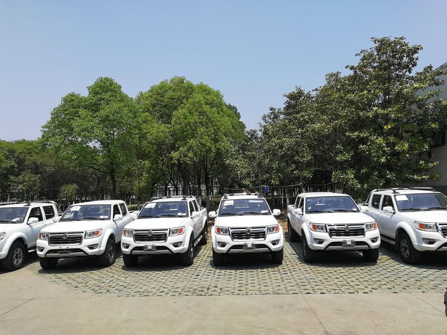 玉柴YCY24搭载郑州日产皮卡完成轻型车国6b排放认证