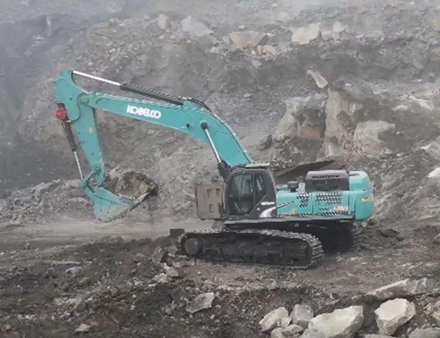 【新品】看神钢SK495D SuperX挖掘机如何拿下这些工况!