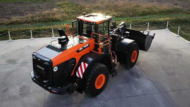 【新品】斗山工程機械推出新一代DL-7系列輪式裝載機