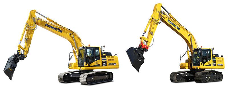 【新品】小松歐洲公司推出PC210LCi-11、PC290LCi / NLCi-11挖掘機