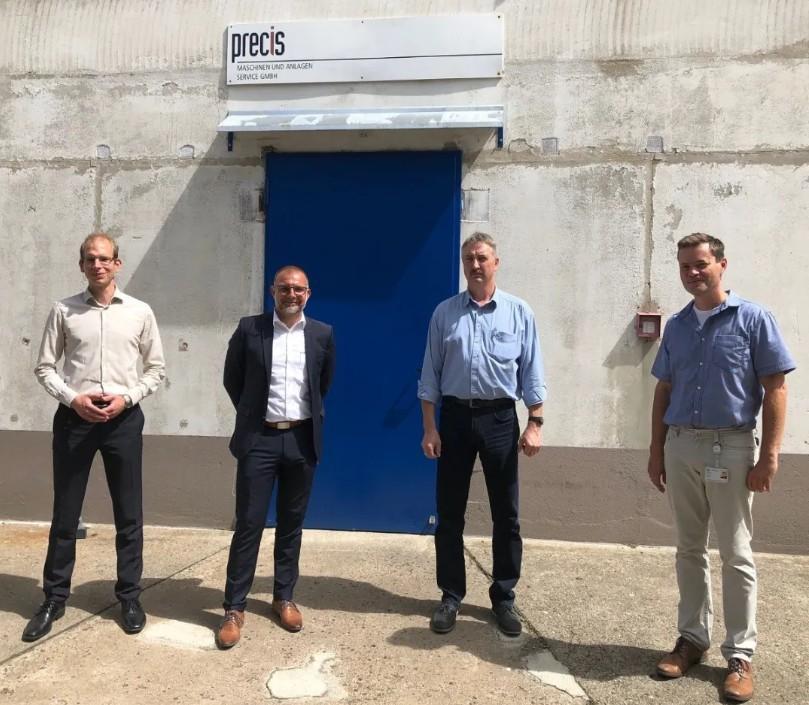 利戴集团收购技术服务供应商Precis公司