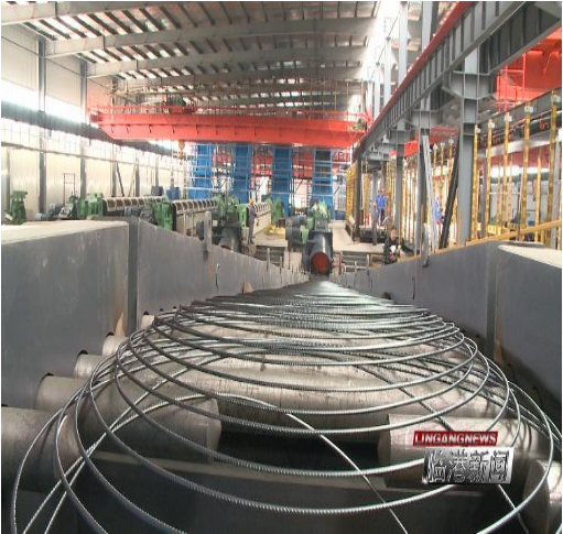 运想高空作业平台助力复星合力新材料二期工程建设