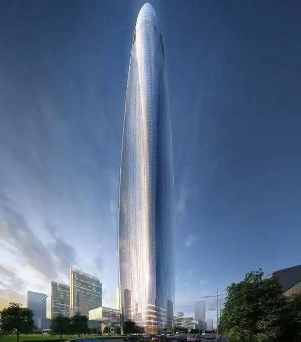 """55小時2.2萬方!三一""""泵王""""助力寧波第一高樓建設"""