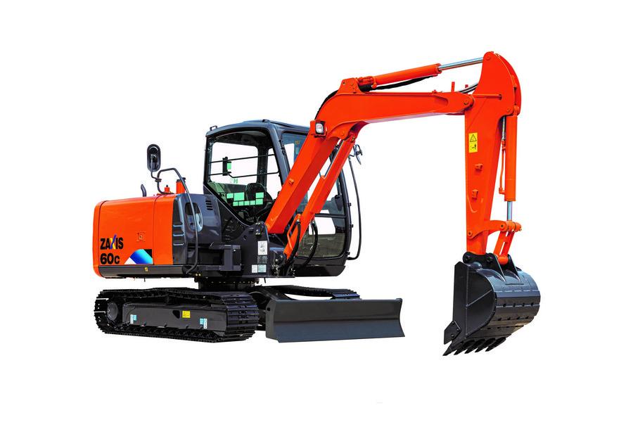 巧才妙用 匠心品質 日立建機ZX60C-5A迷你液壓挖掘機正式量產上市