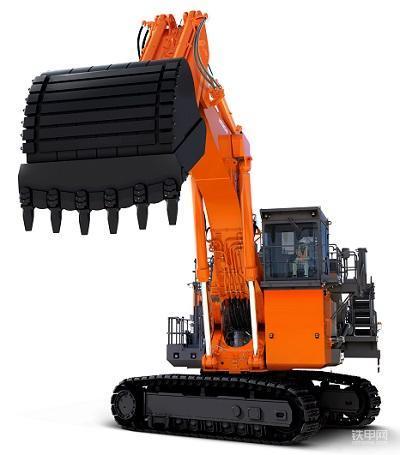 【新品】日立EX2000-7超大型液压挖掘机将于2021年10月上市