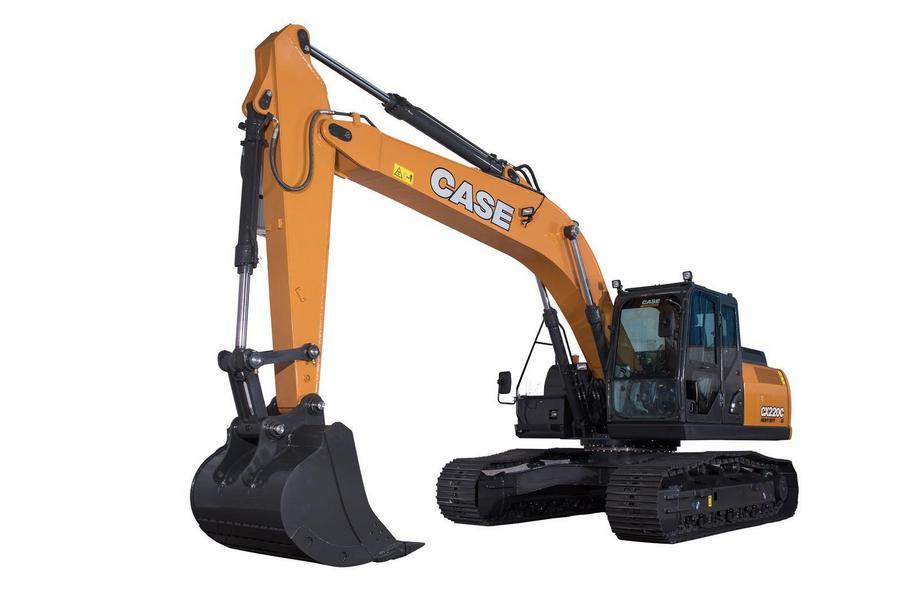 【新品】凱斯在印度市場推出CX 220C挖掘機