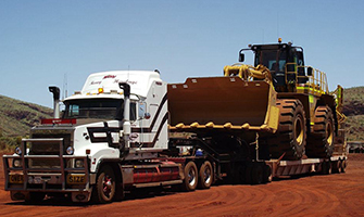 重型工程機械運輸之巨型裝載機篇
