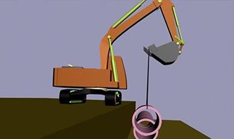 挖掘機吊裝的一些操作技巧與注意事項