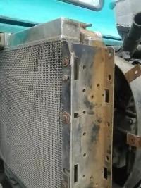炎炎夏日——挖掘机水温高改装散热器