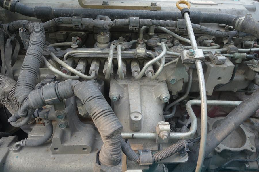 发动机废弃在循环(EGR阀)的工作原理