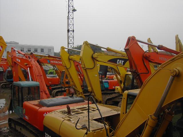 工程機械存量市場激增 二手交易超3000億