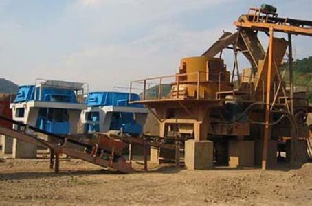 矿山破碎机更新换代是迟早的问题