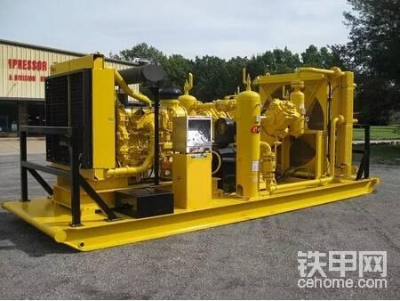 登福機械空氣鉆井增壓機助力中國油氣