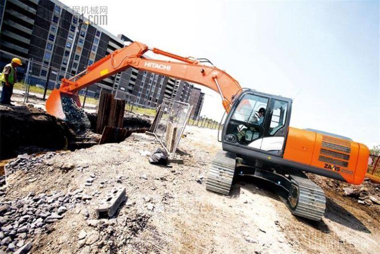 日立三好挖機 日立建機ZX200-5G挖掘機