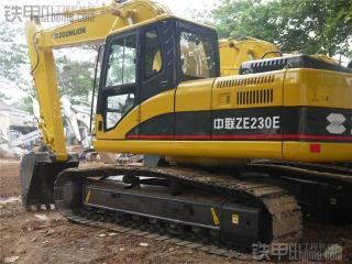 中联重科捐赠挖掘机助力江华瑶族同胞