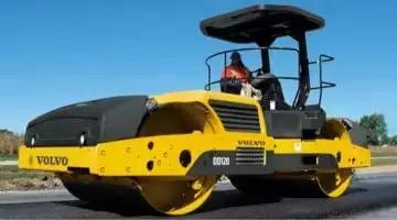 沃尔沃压路机  卓越速度性能完美可靠安全