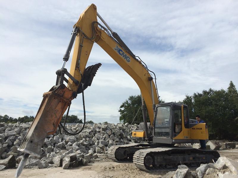 徐工挖掘機全面推進美國市場定制研發