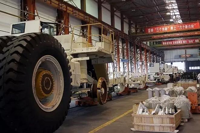 北方股份入圍全球工程機械制造50強