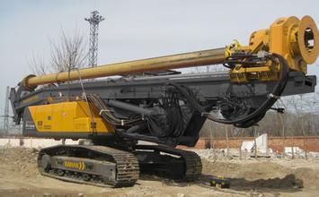 旋挖钻知识—浅谈旋挖钻机施工打滑原因