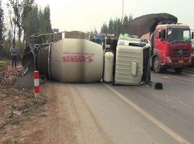 細分析 混凝土攪拌運輸車事故多發原因
