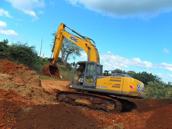 徐工兩款履帶式挖掘機產品獲得北美認證