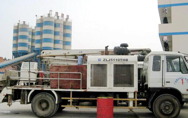 細石混凝土車載泵是如何節能的