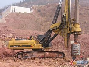 旋挖钻干成孔工艺在钻孔灌注桩施工中的应用