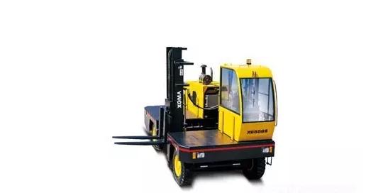 廈工XG550S-DT2側面叉車性能解析