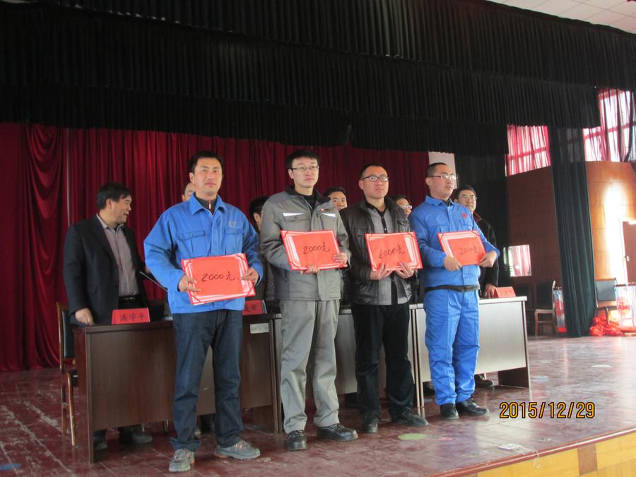 方圆集团职工在海阳市技能大赛获佳绩