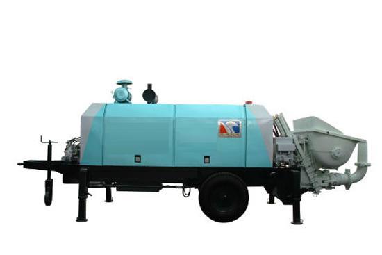 验收混凝土拖泵设备调试时须具备的条件